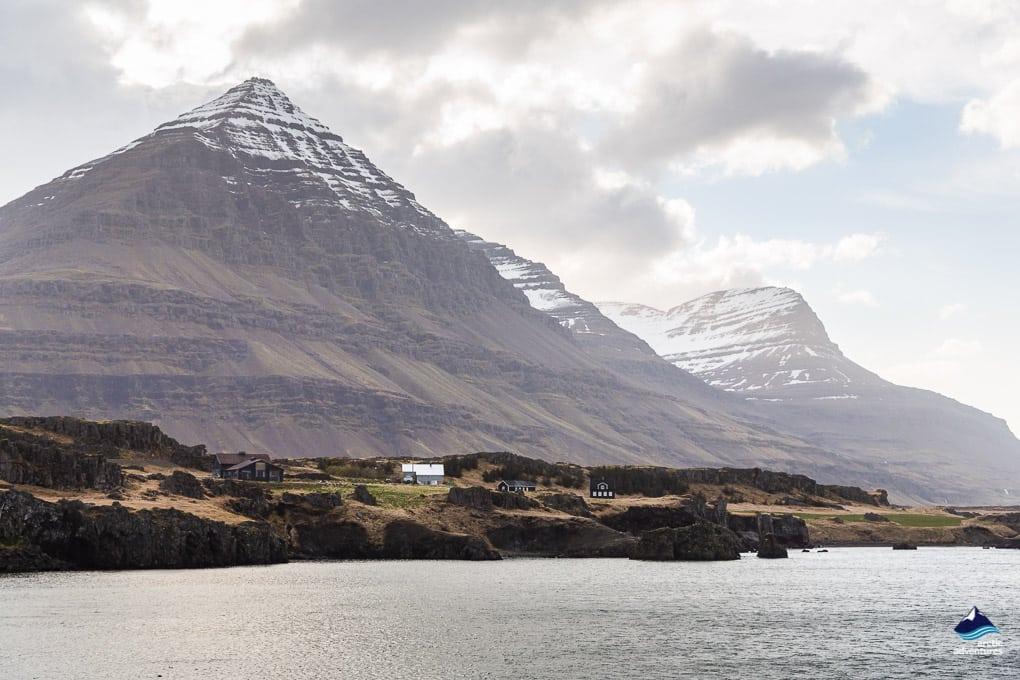 Eastfjords Views Iceland