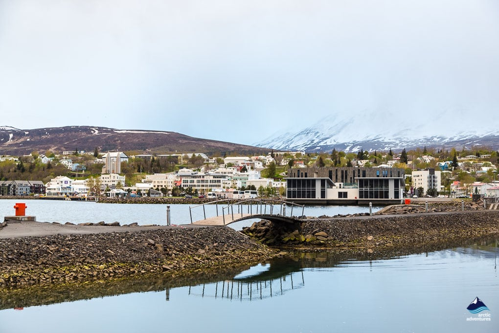 Akureyri Capital of North