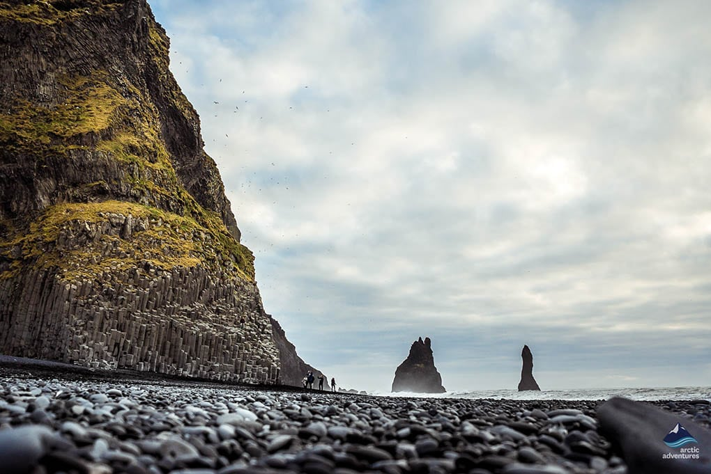 Reynisfjara Black Sand Beach on the South Coast