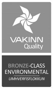 Vakinn Quality Bronze-class Enviromental