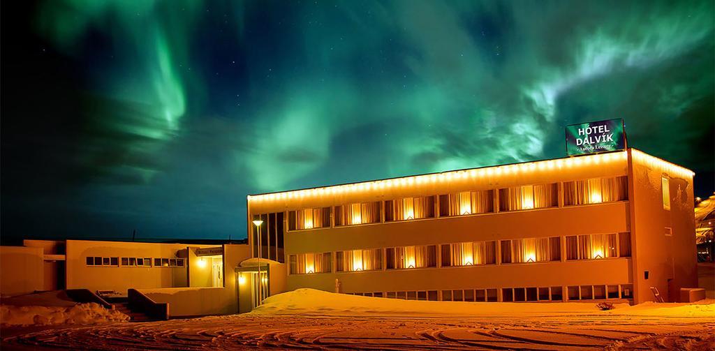 Hotel Dalvik, Iceland