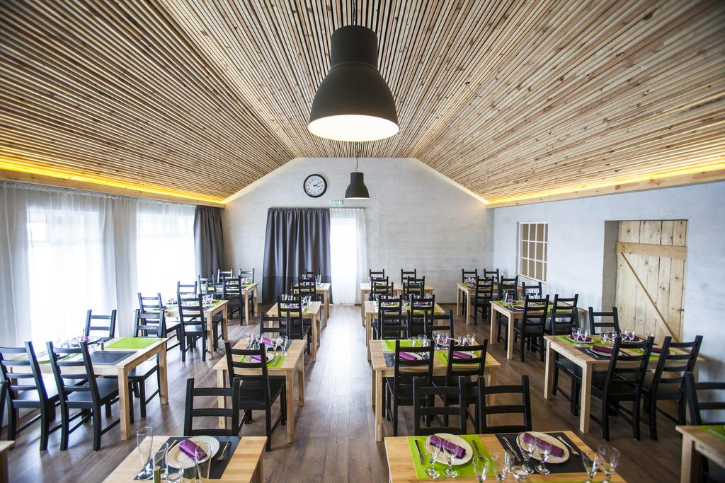 Hotel Rjukandi, Iceland