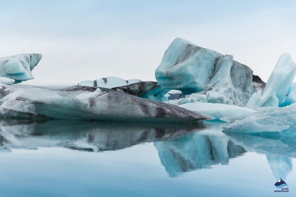 jokulsarlon glacier lagon