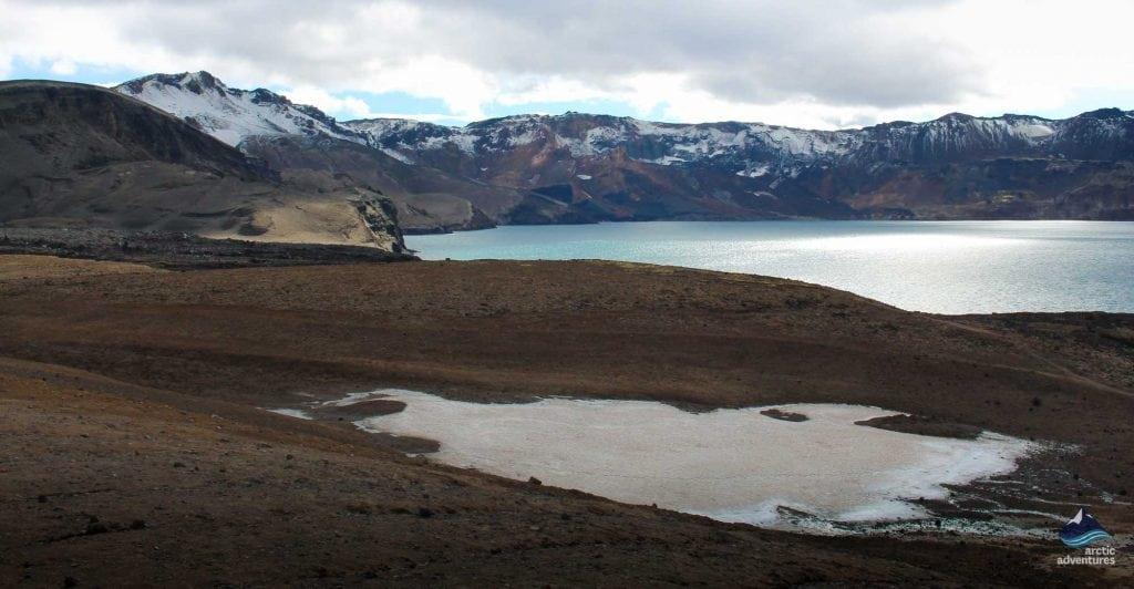 Askja Volcano