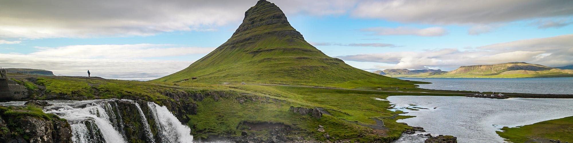 Kirkjufell Mountain on Snaefellsnes