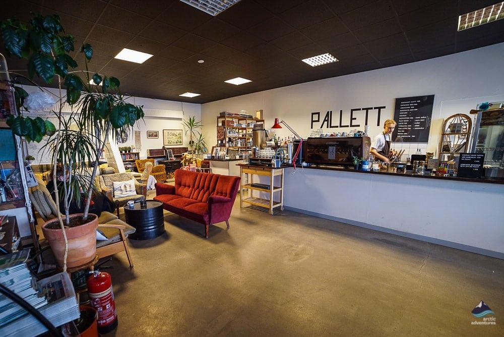 Cafe in Hafnarfjordur