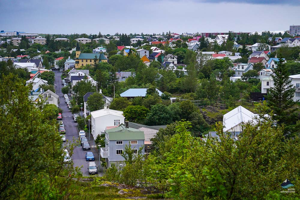 Hafnarfjordur Colorful Village
