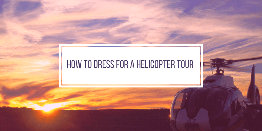 What to Dress on a Helicopter Tour in Iceland