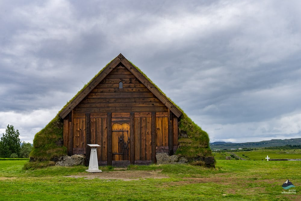 Skalholt Church, South Iceland