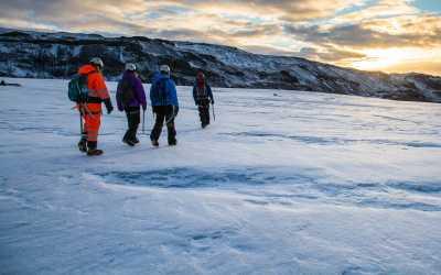 Solheimajokull Glacier Hiking Tour