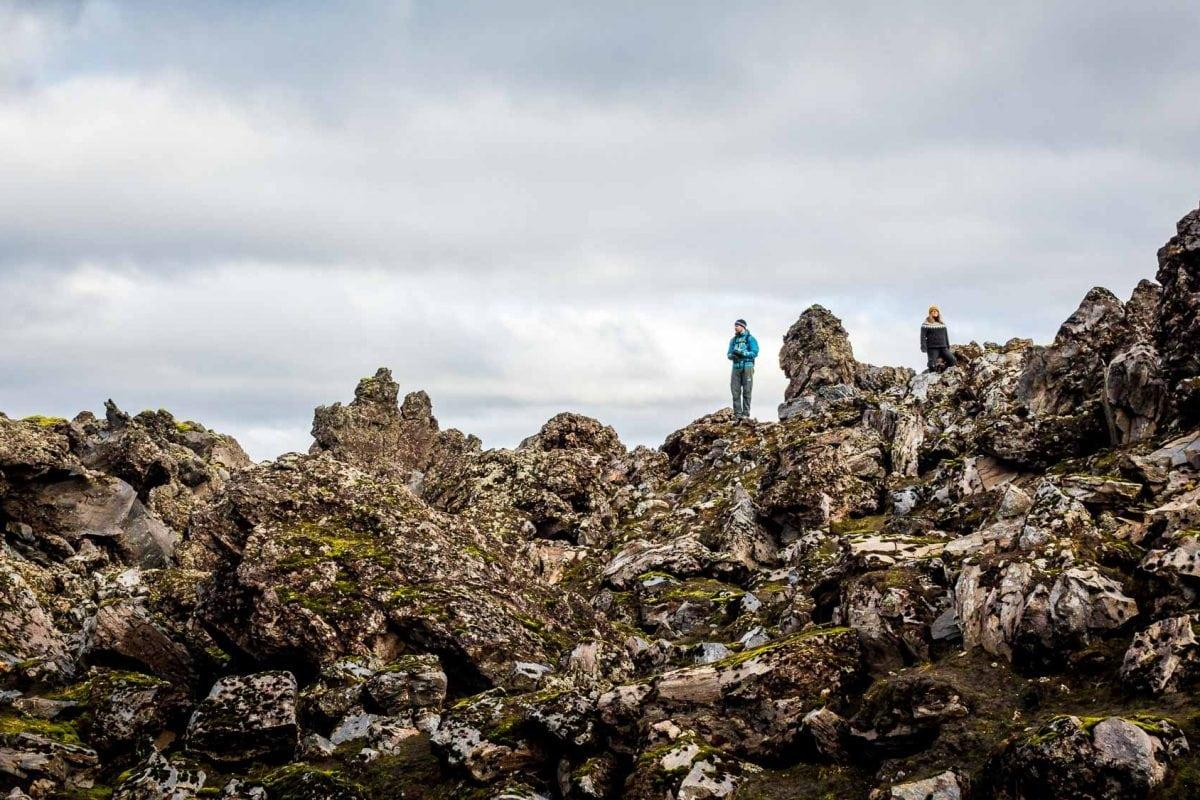 Landmannalaugar Geothermal Paradise