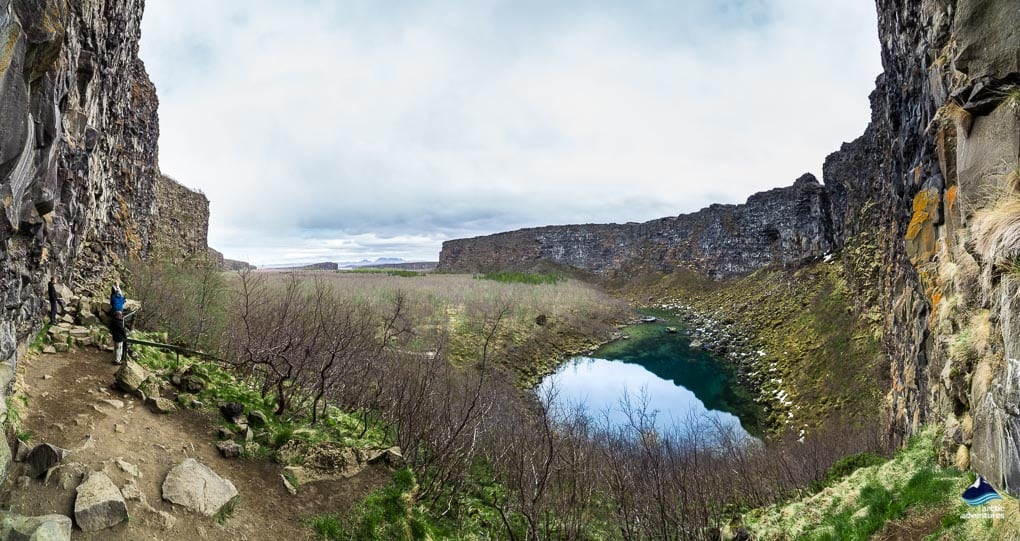 Asbyrgi Lava Park