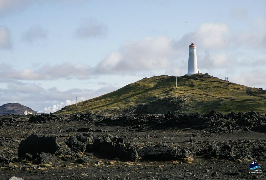 Reykjanesviti Light House