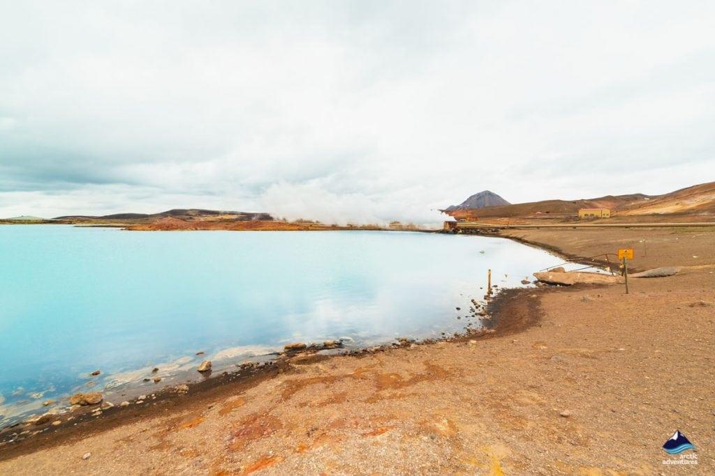 Lake Myvatn North Iceland