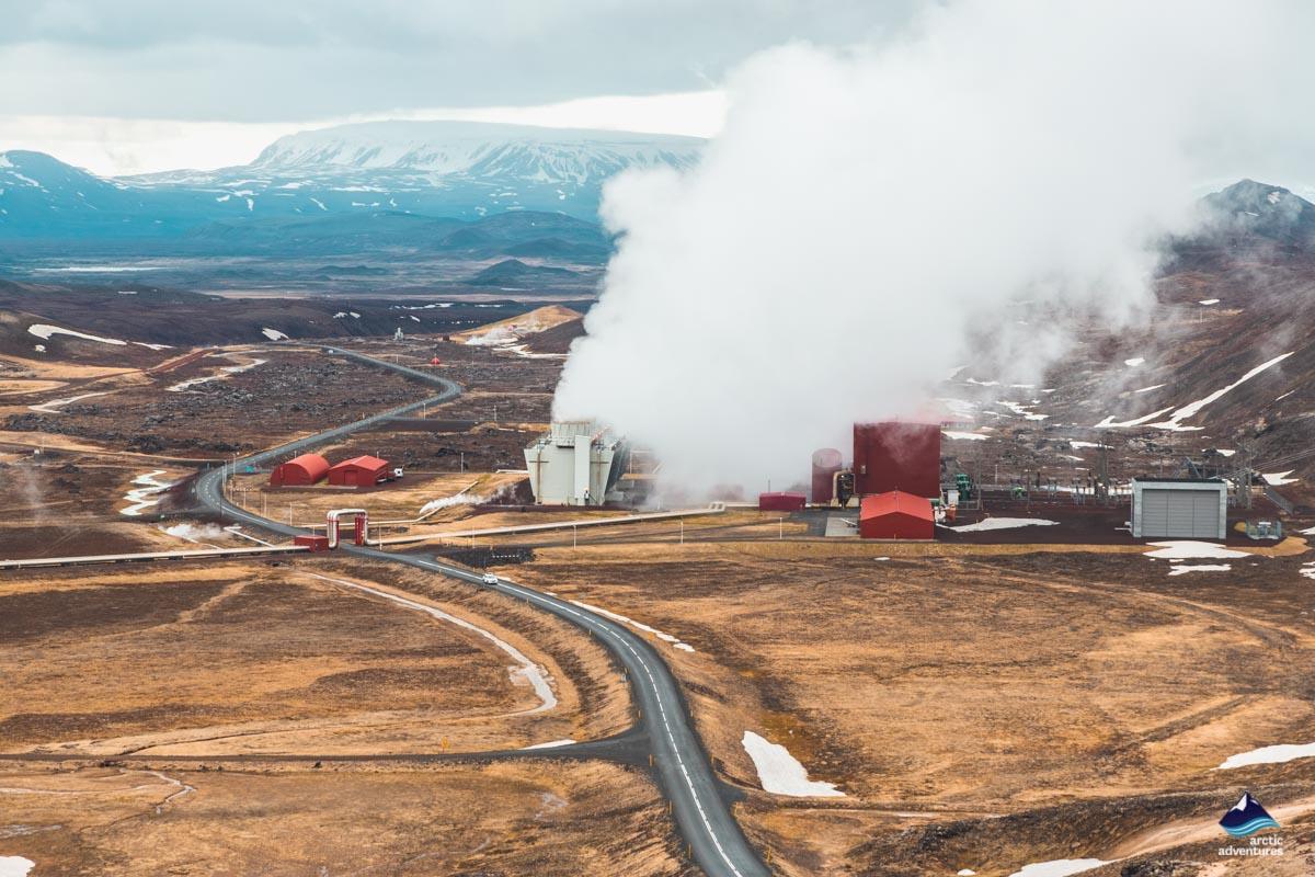 Myvatn Geothermal Area
