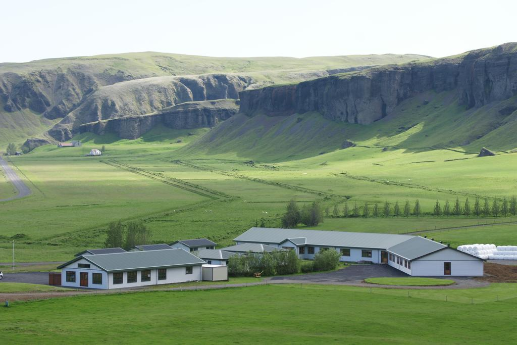 Hotel Geirland in South Iceland