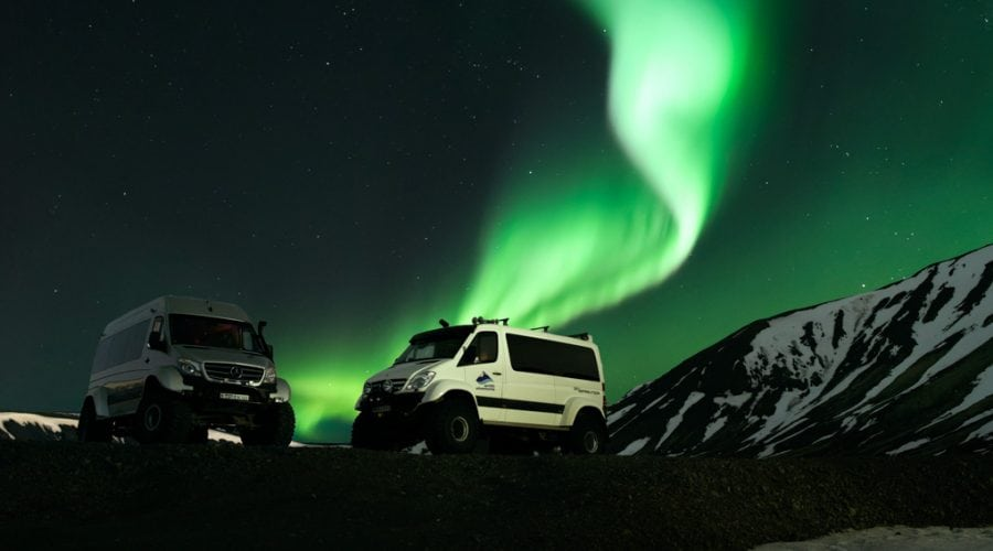 Northern Lights Tours In Iceland Arctic Adventures
