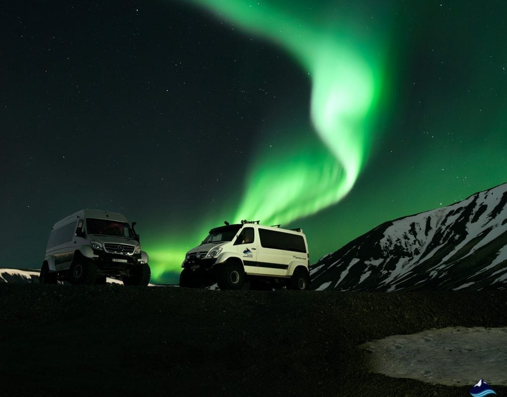 Northern Lights Tours in Iceland