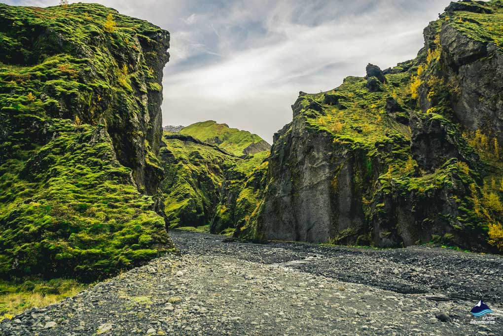 Stakkholtsgja Iceland