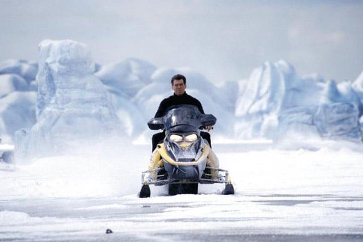 James Bond Iceland