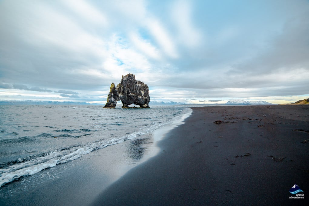 Hvitserkur North Iceland