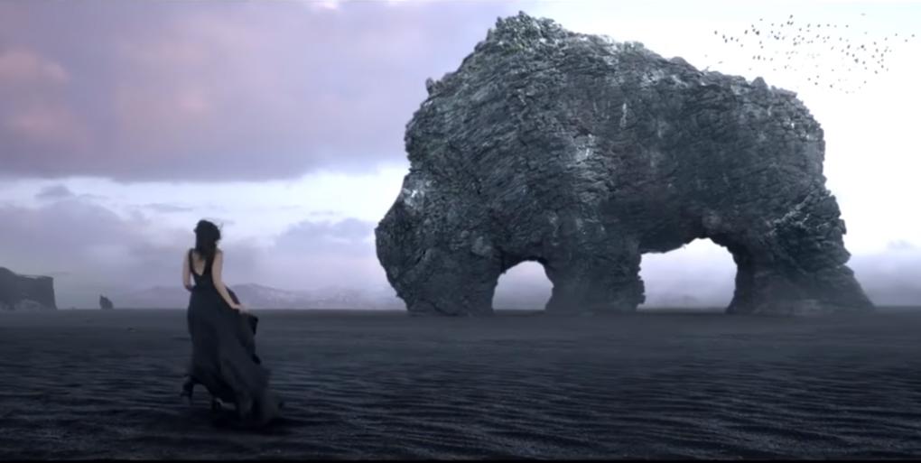 Iceland Gal Gadot Ad