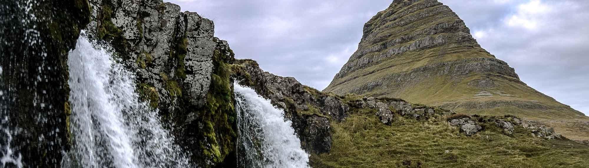 Snaefellsnes mountain Kirkjufell
