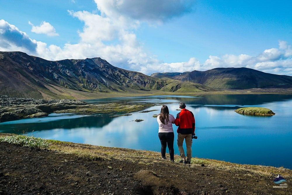 Frostastadavatn Lake