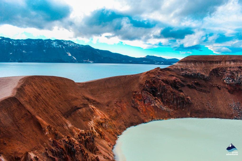 Askja Northern Iceland
