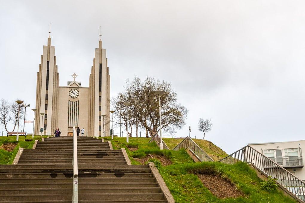 Akureyrarkirkju Church