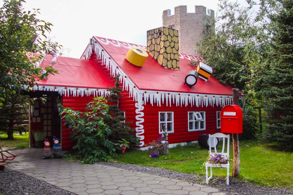 Christmas House Akureyri
