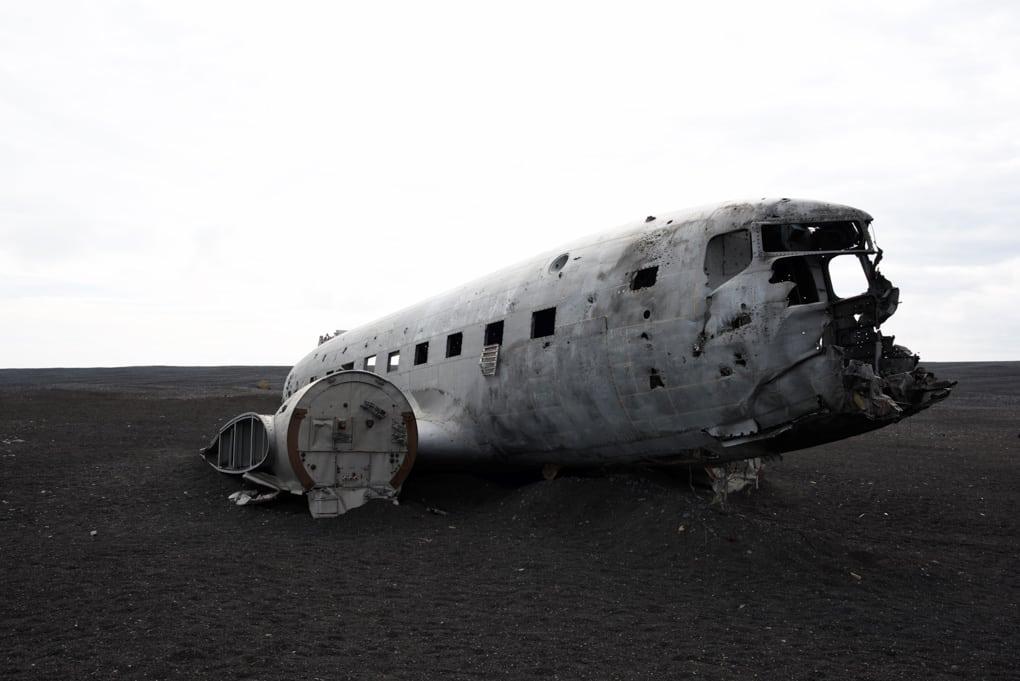 Plane Wreck Solheimasandur Iceland