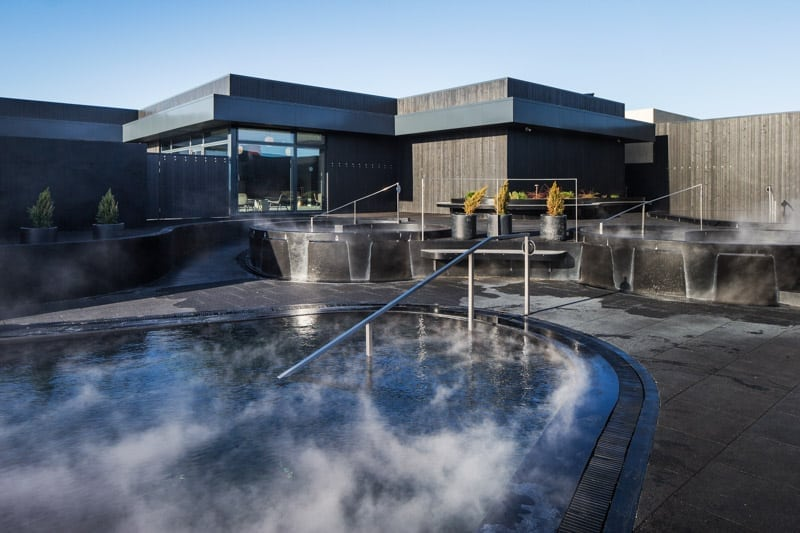 Krauma Baths Iceland
