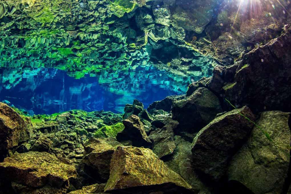 Silfra Thingvellir Iceland