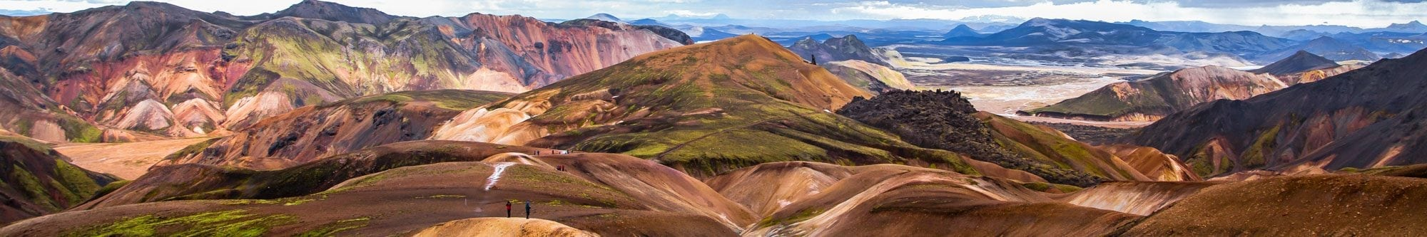 The Laugavegur Trail