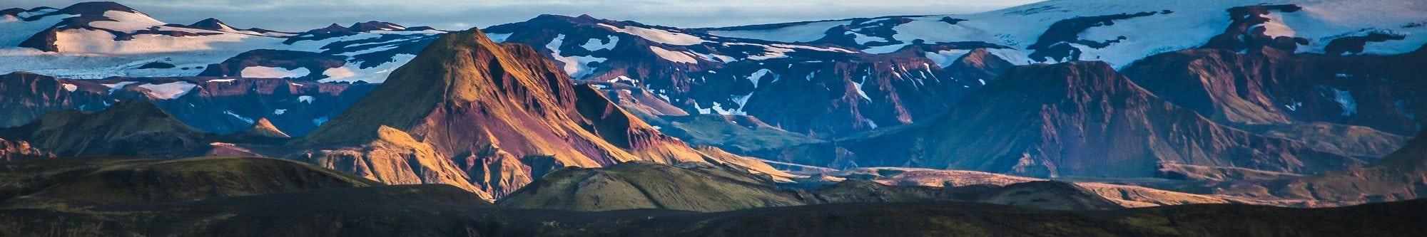 Laugavegur Trek Views