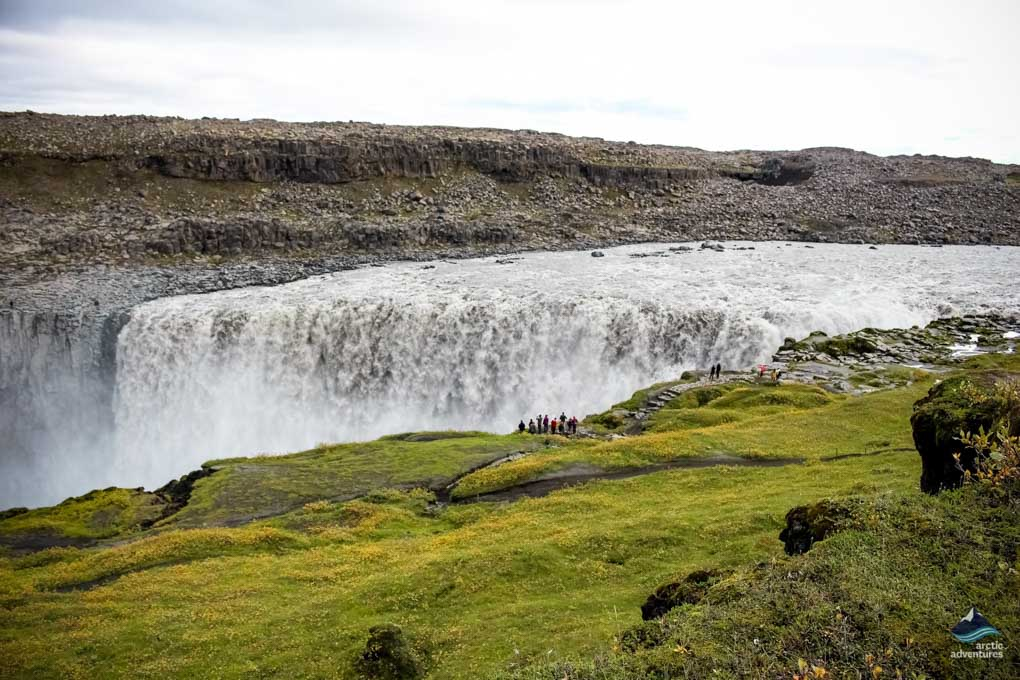 Dettifoss North Iceland