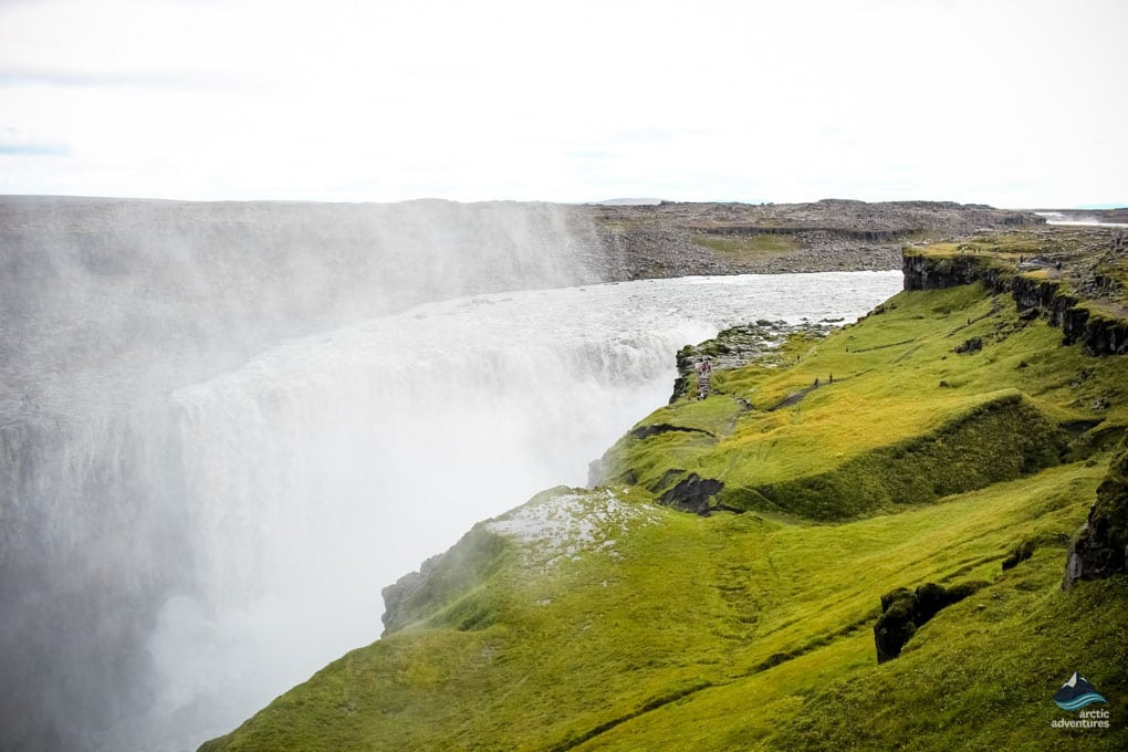 The most powerful waterfall Dettifoss