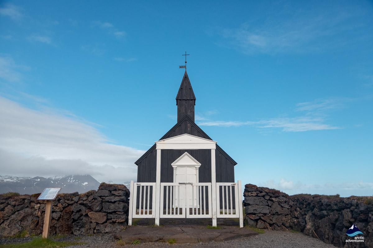 Búðakirkja on Snaefellsnes Peninsula