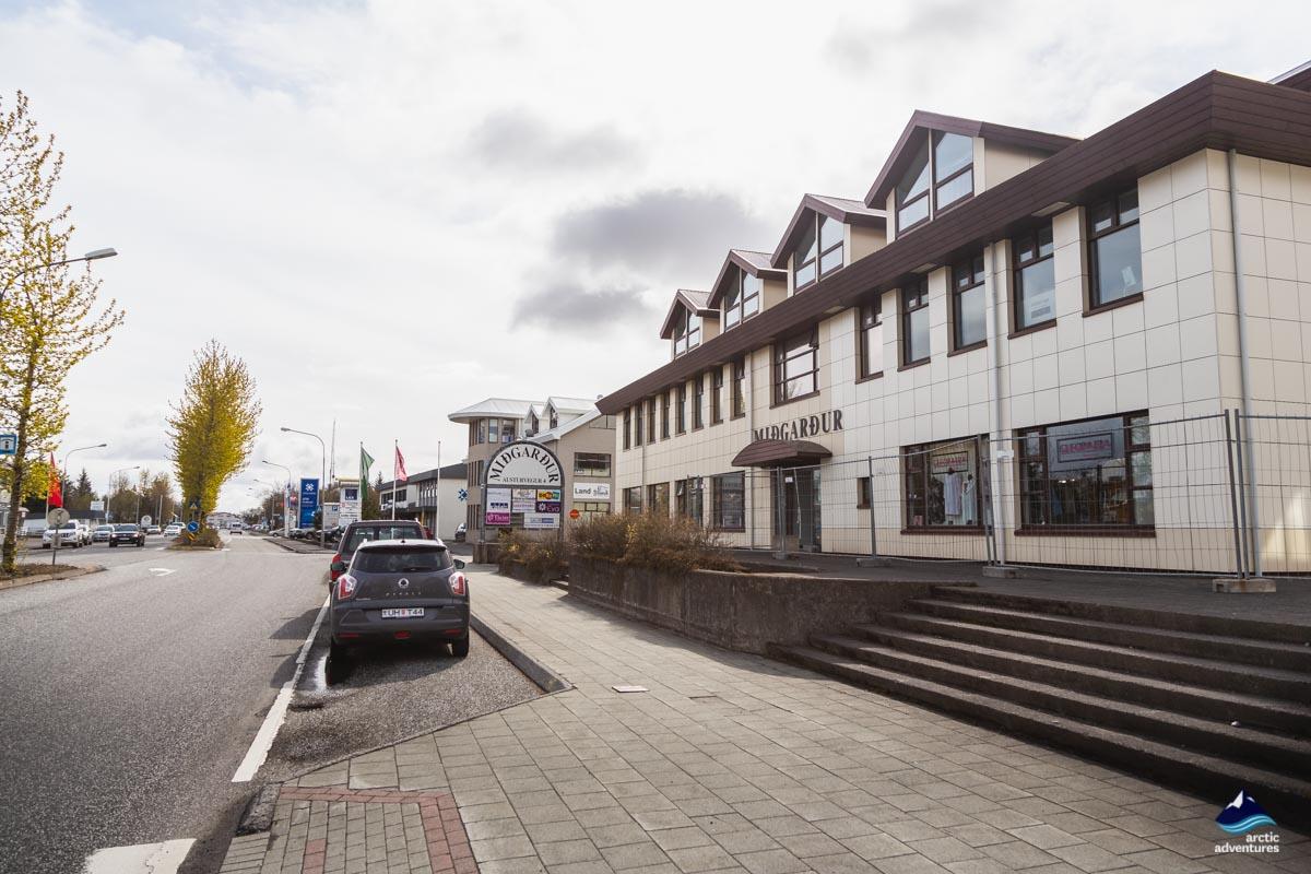 Selfoss Town Iceland