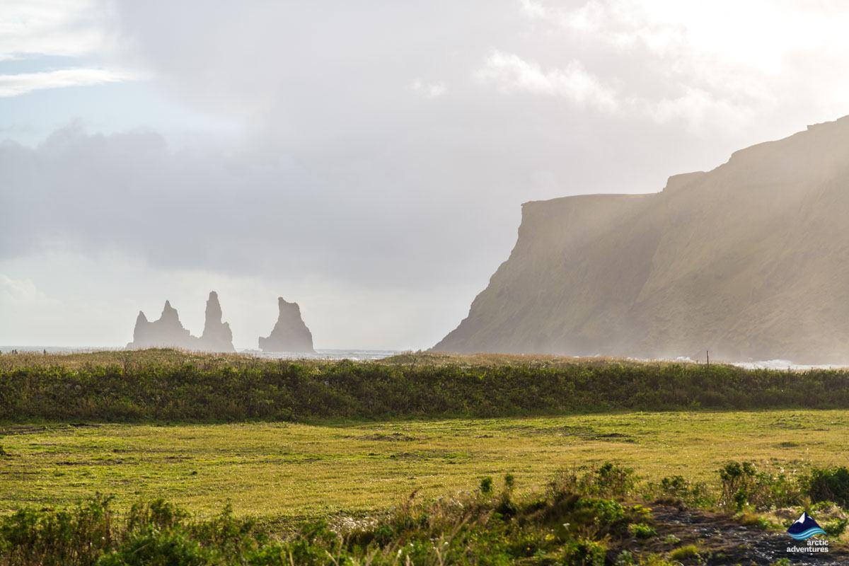 Vík South Iceland