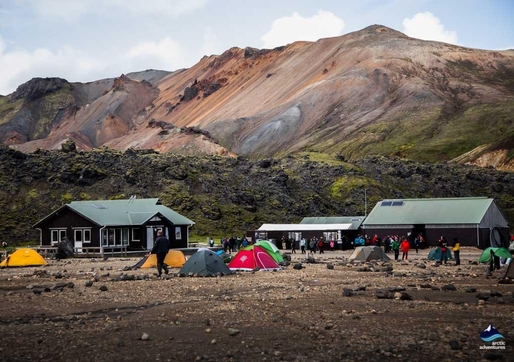 Landmannalaugar Cabins