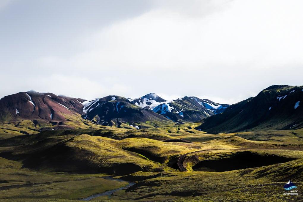 Laugavegur Trail Views