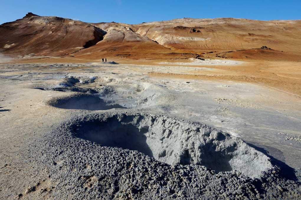 Myvatn Geothermal Paradise