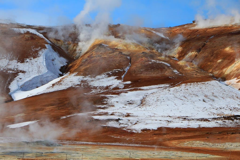 Mývatn Geothermal Area
