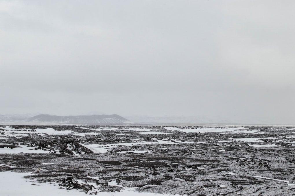 Myvatn Winter