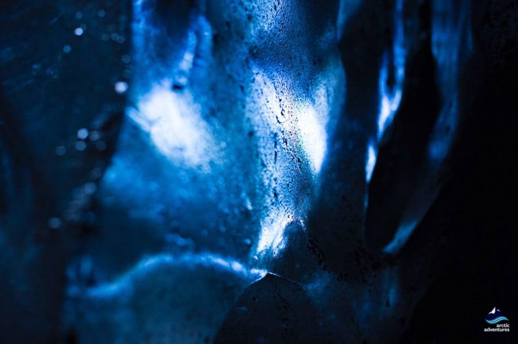 Ice Cave tour inside Vatnajokull