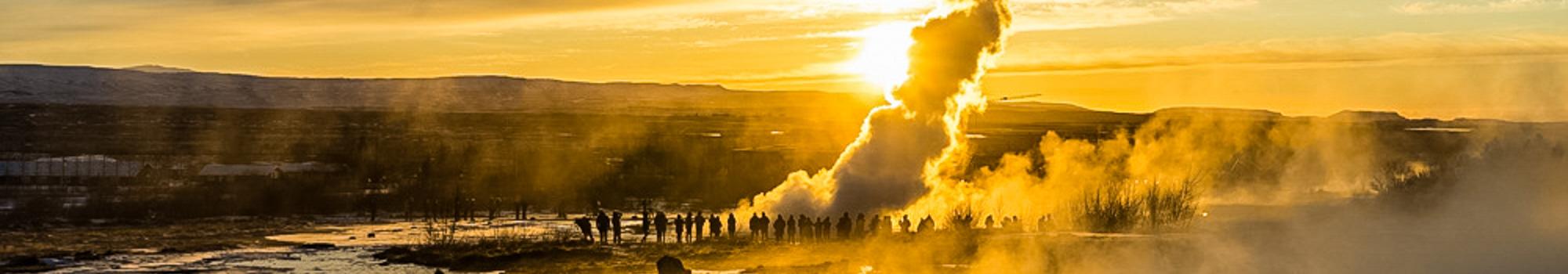 Strokkur geyser Golden Circle