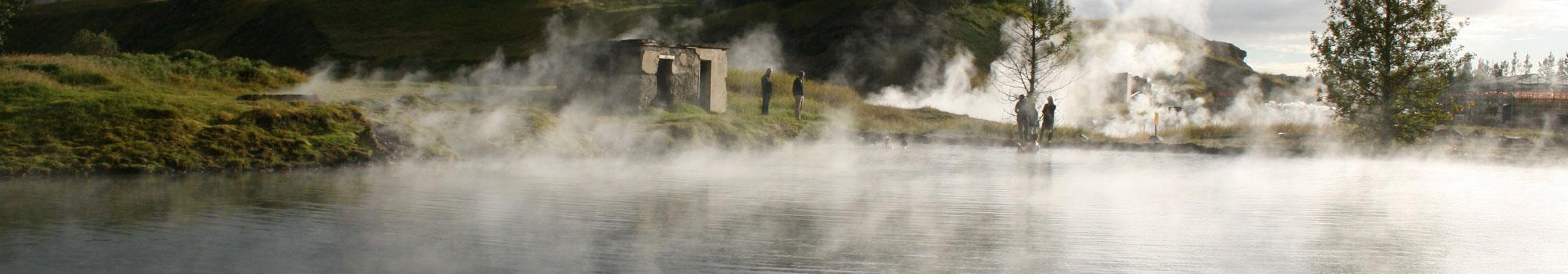 Secret Lagoon Iceland