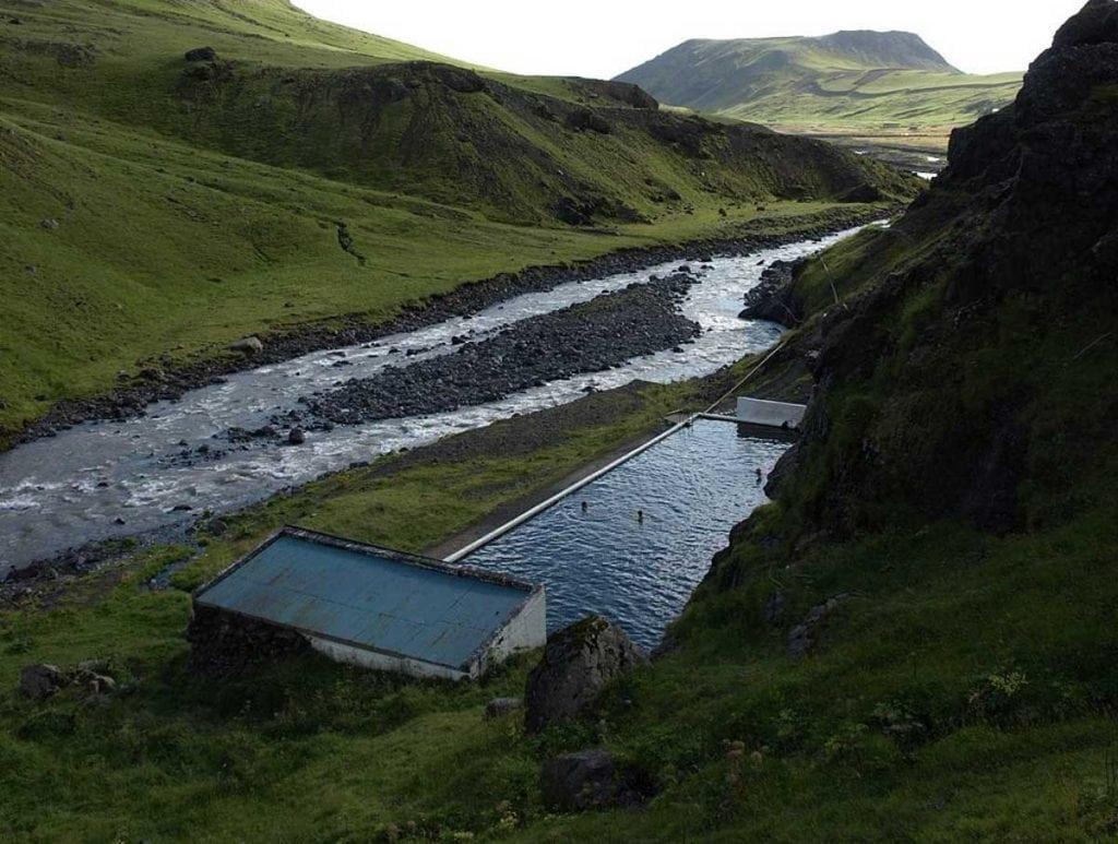 Seljavallalaug Pool